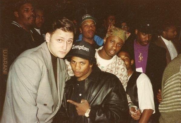 ete Nice, Dr. Dre, Eazy-E oraz MF Doom bez maski