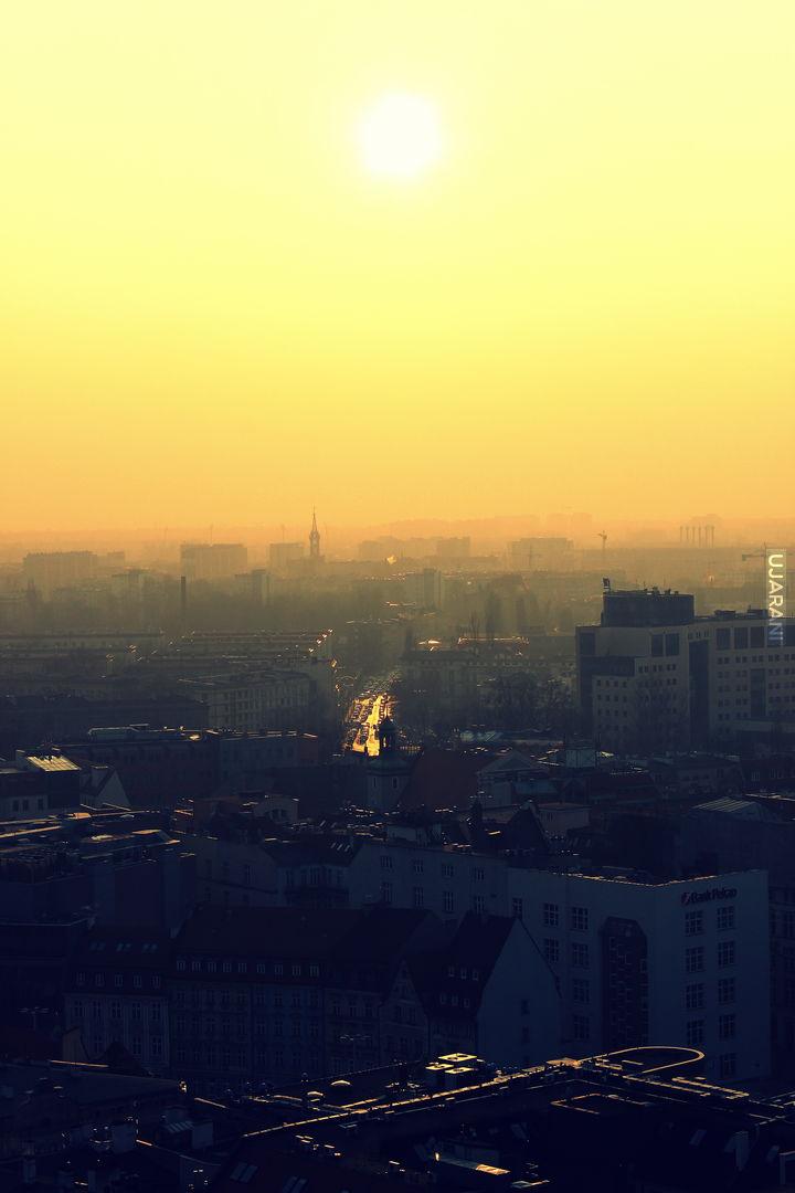 Smog...