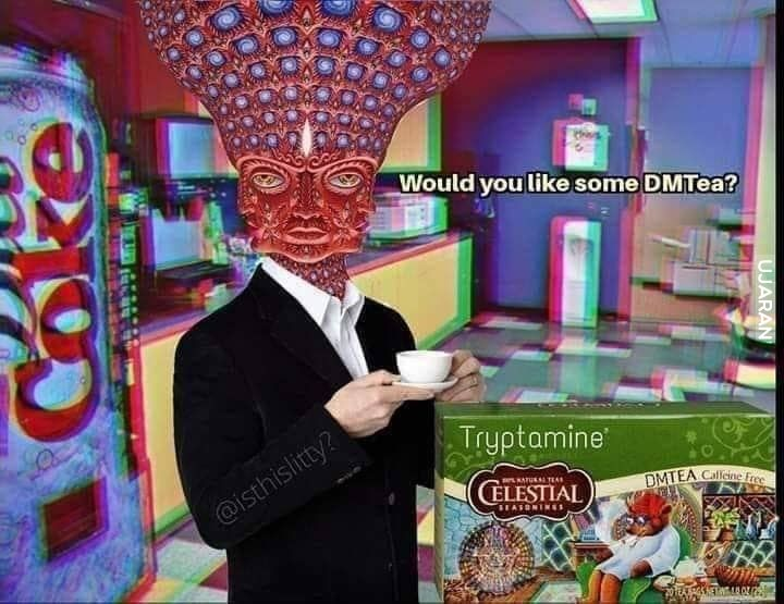 Herbatki? :D