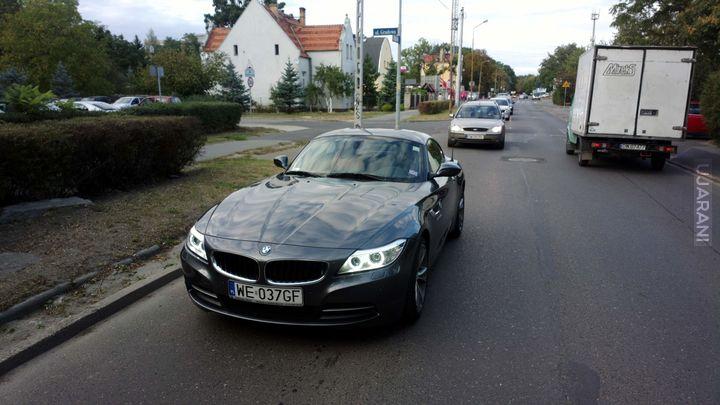 Burak z BMW