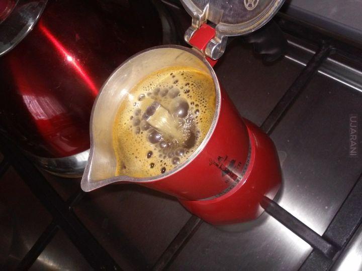 Może kawy?