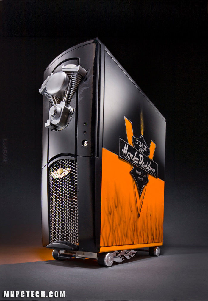Nietypowe obudowy PC (Dużo zdjęć)