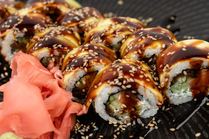 Sushi #wlasne Zapraszam do nowo otwartej restauracji sushi w Łodzi która prowadzę z przyjaciółmi w Łodzi :)