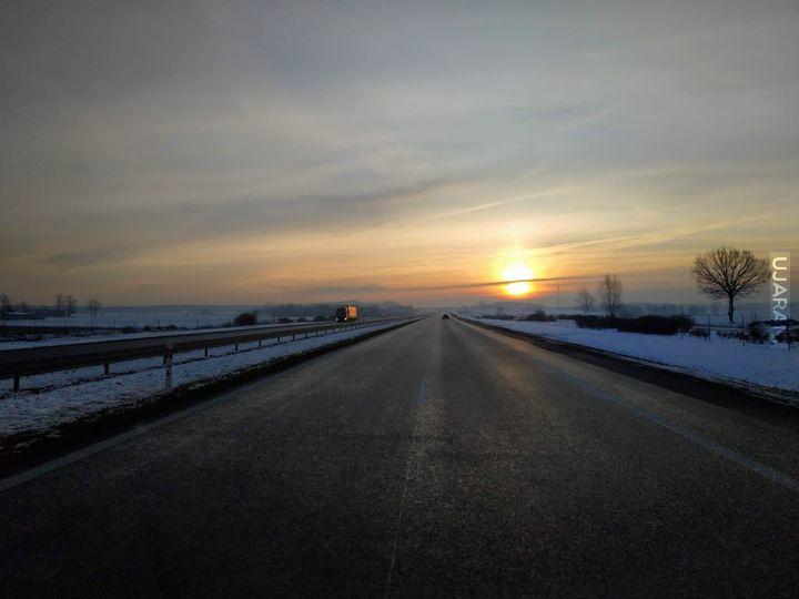 W drodze do pracy