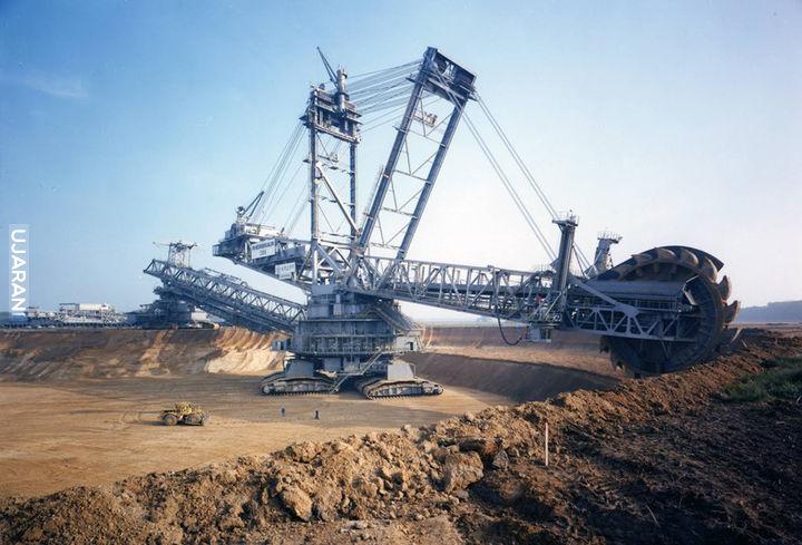 Bagger 288 największy pojazd lądowy na Ziemi