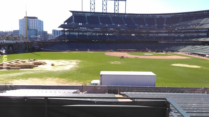 Stadion baseballowy SF Giants