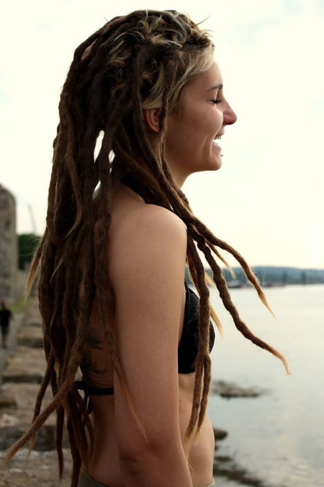 dreads woman (___hash___200!)