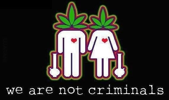 We Are Not Criminals