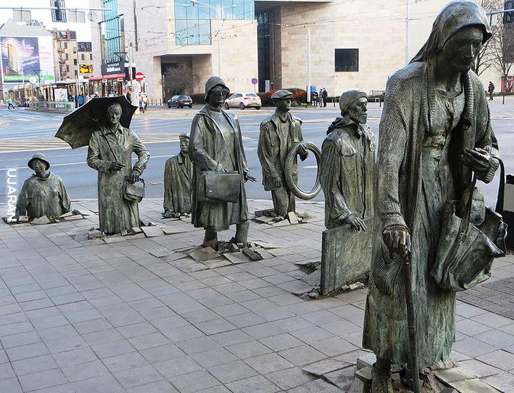 Kreatywne rzeźby na świecie