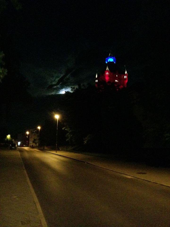 Tak wygląda moje miasto nocą