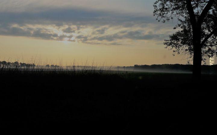 Piękna piąta rano