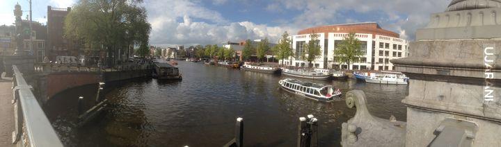 Amsterdam - bo jest taka akcja