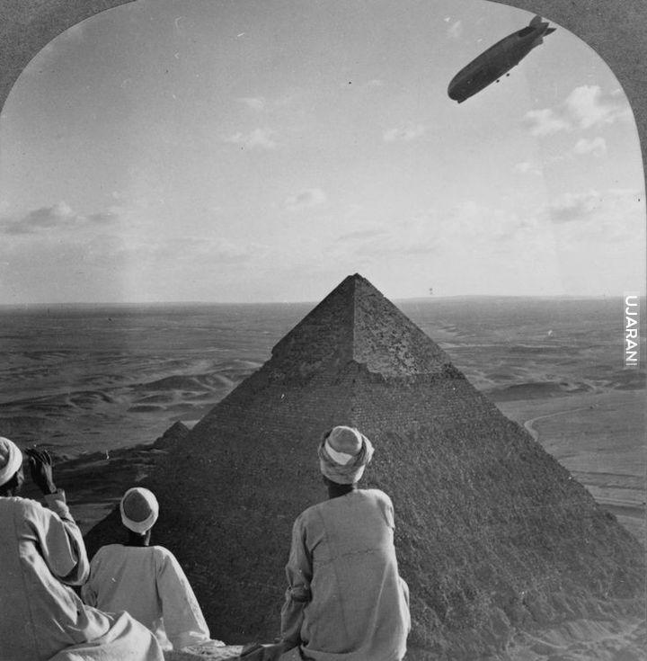 Zeppelin rok 1931