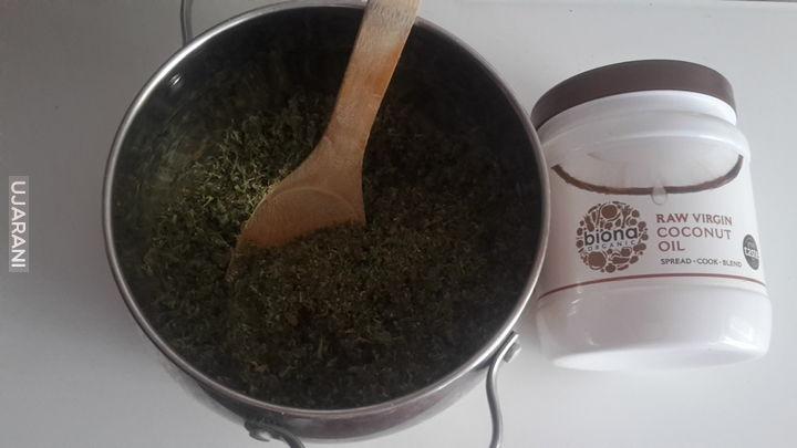 Raw Virgin Lemon Haze Coconut Oil + maly update z boxa