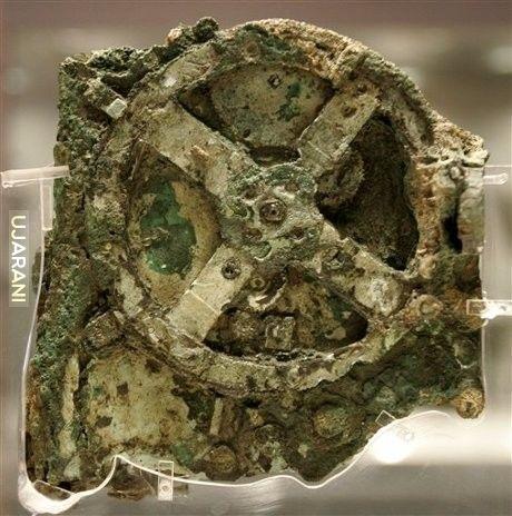 Artefakty rodem z baśni i mitów.