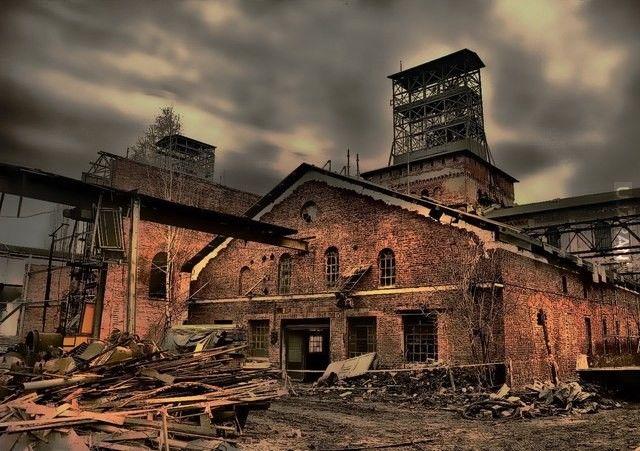 Zamknięta kopalnia, Wałbrzych