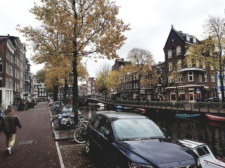 Holandia - Amsterdam