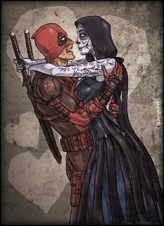Miłość... Deadpool i Śmierć