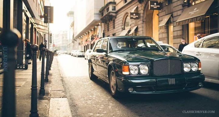 Bentley turbo Rt mulliner