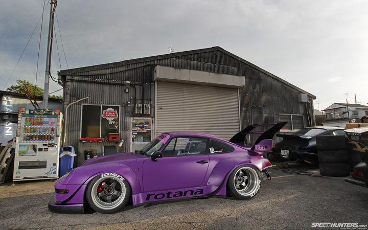 Rotana Porsche 993