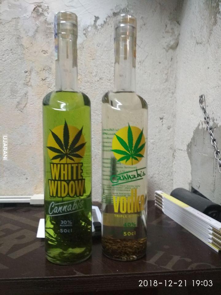 Cannabis woda