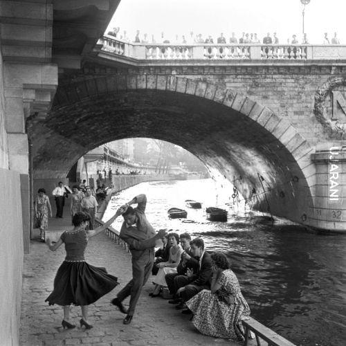 Czasy rock'n'rolla Paryż