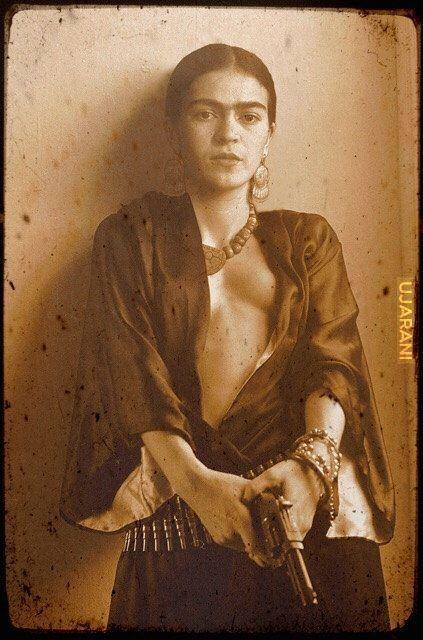 Frida autoportret