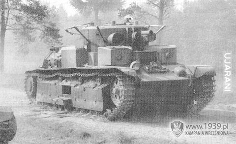 Czołg średni T-28