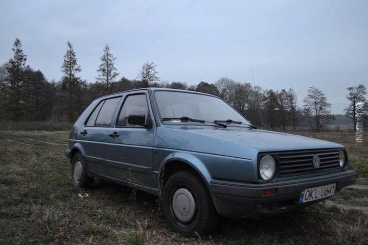 VW... Maniek twoja bryka :D