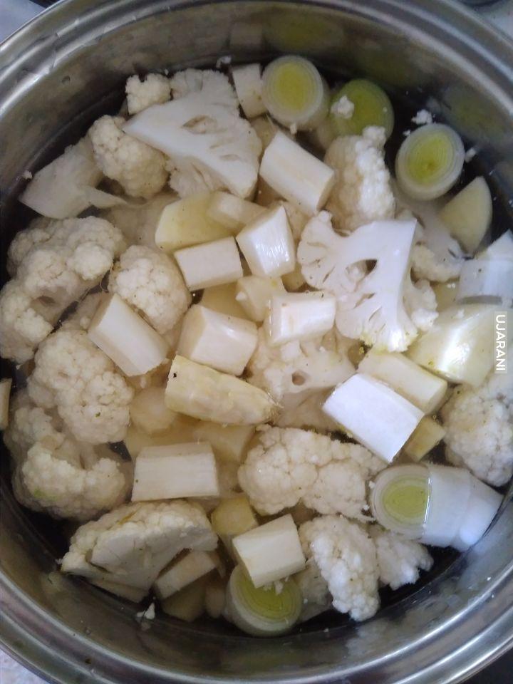 Będzie zupa krem!