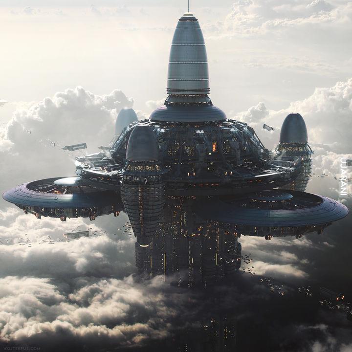 Miasta przyszłości.