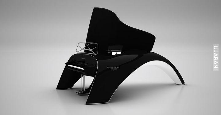 fortepian nowy design