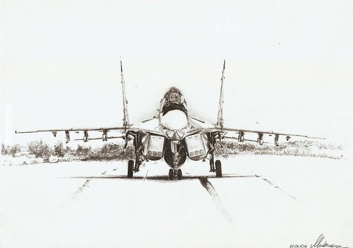 MiG-29 z 22. BLT