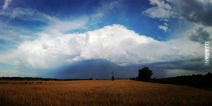 Piękna chmura