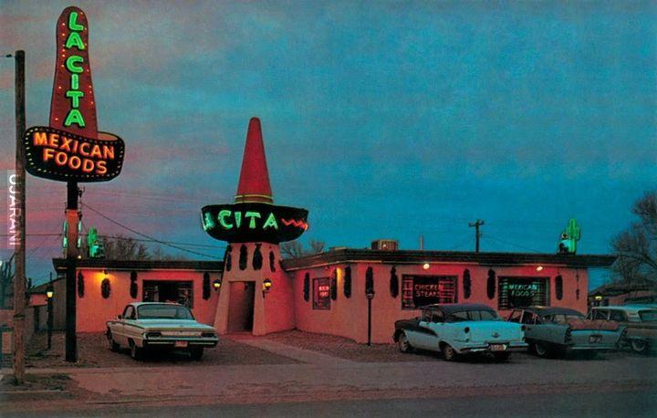 La Cita, route 66