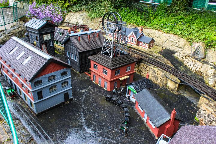 Bekonscot Model Village and Railway