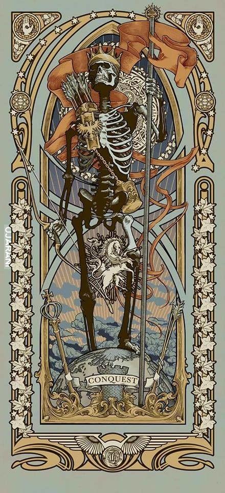 Ryan Begley - Czterech jeźdźców Apokalipsy