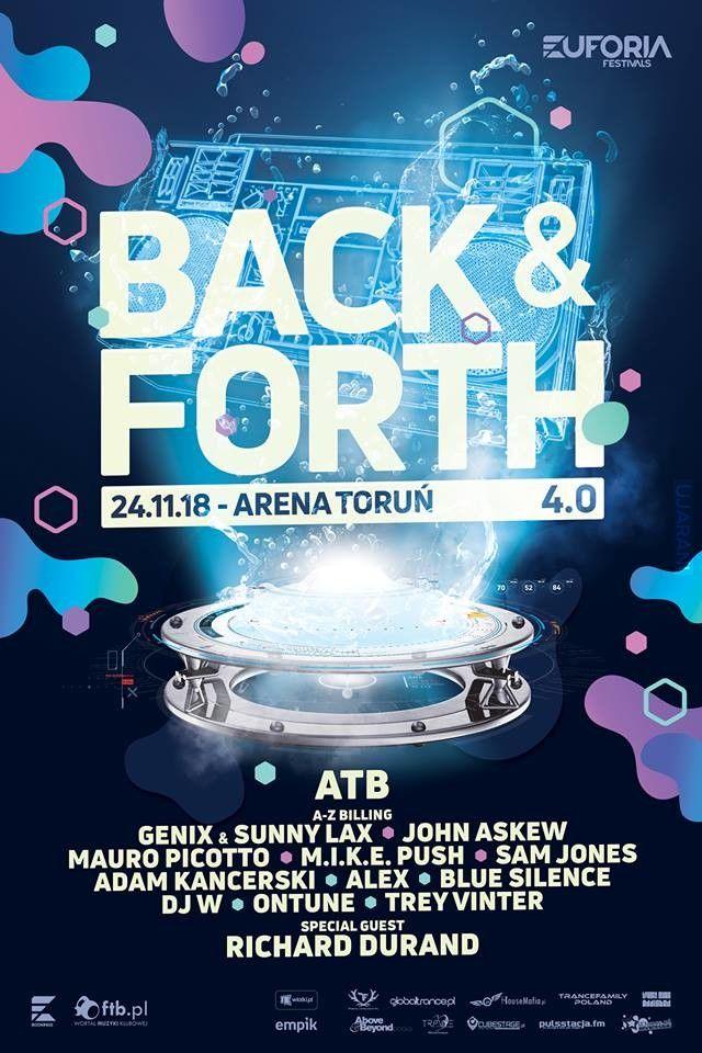 Festival trance w Toruniu, 24.11