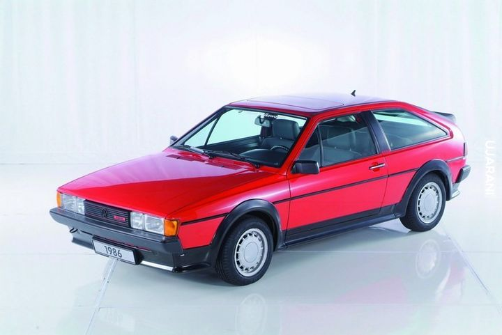 VW Scirocco MKII