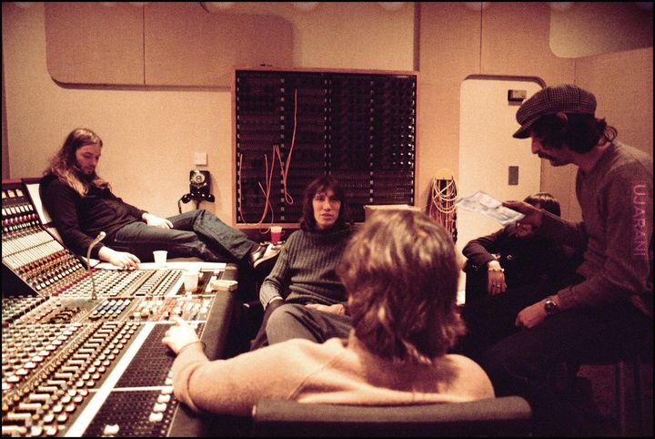 Pink Floyd 1975