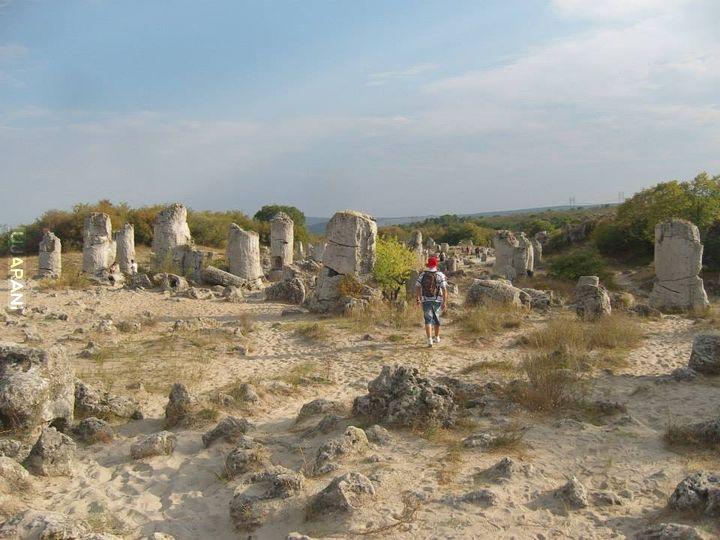 Kamienny Las- Bułgaria