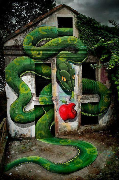 Domek węża