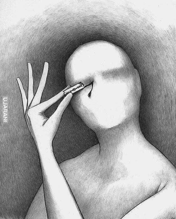 Niektórych otwarcie oczu boli
