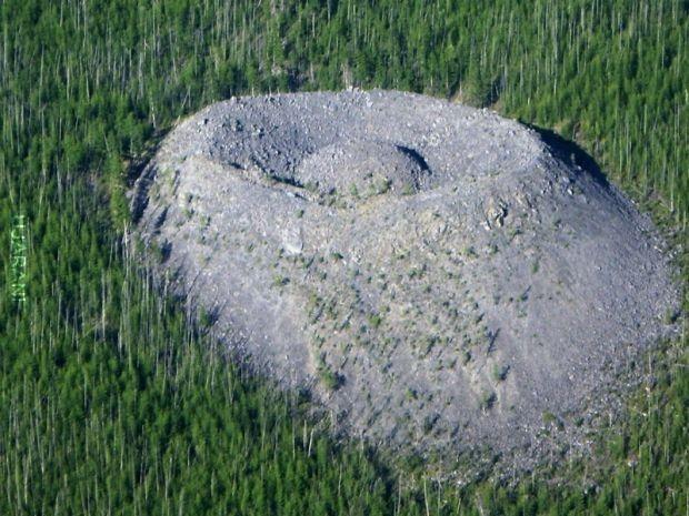 Krater ''Orle Gniazdo''