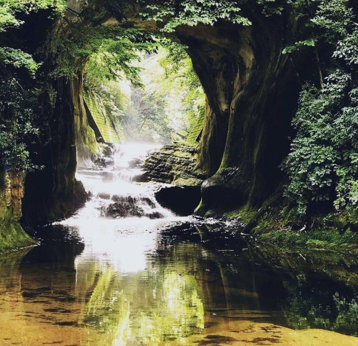 Jaskinia Kameiwa, Japonia