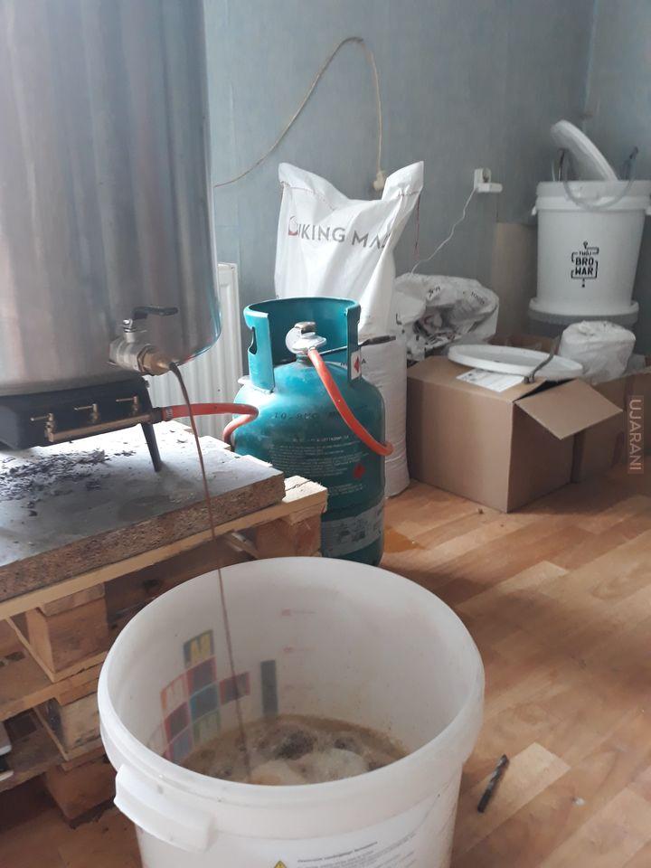 Piwowarstwo domowe w pigułce - RIS 24°blg