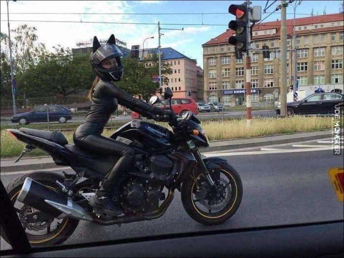 Kobieta Kot :)