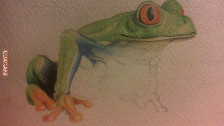 Żabka WIP