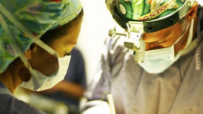 Pierwsza transplantacja głowy