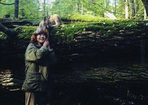 Leśna mama.